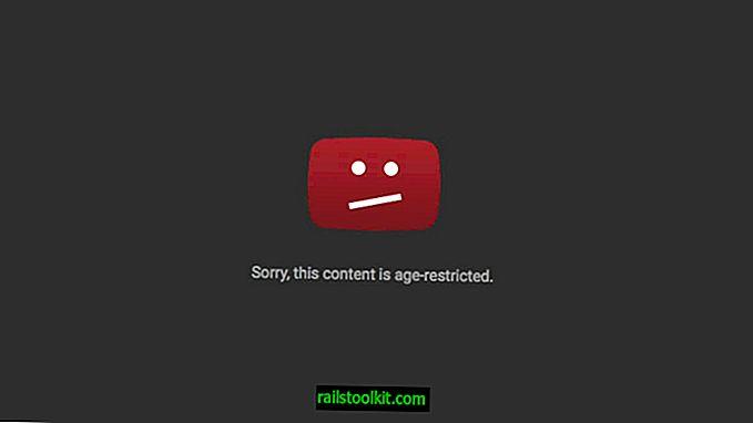 Cara mengakses konten yang dibatasi usia di YouTube