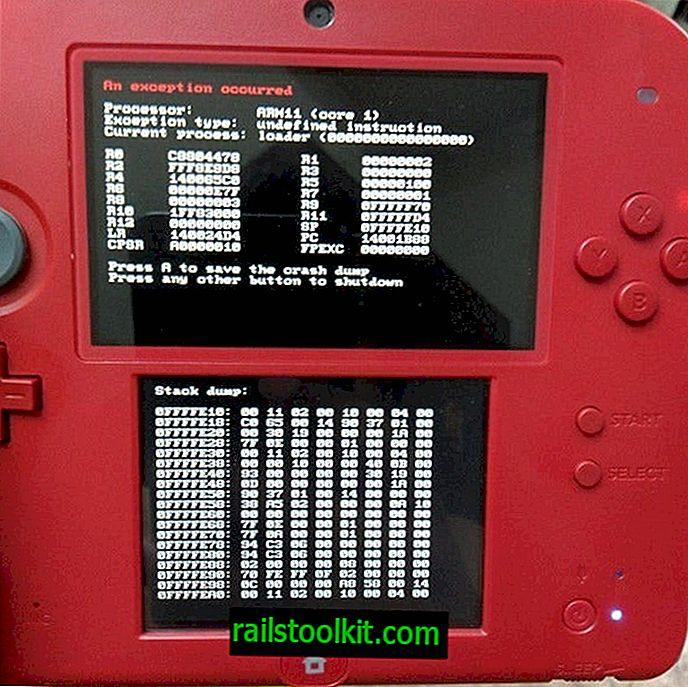 Kako riješiti pogrešku koja se dogodila za slučaj iznimke tijekom instalacije CFW-a na Nintendo 3DS