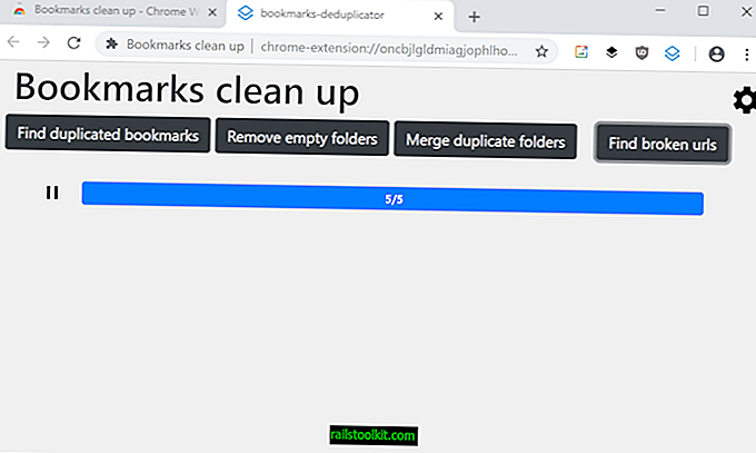 Finden Sie doppelte oder beschädigte Lesezeichen in Google Chrome