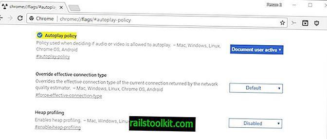 Chrome에서 오디오 및 비디오 자동 재생을 제어하는 방법