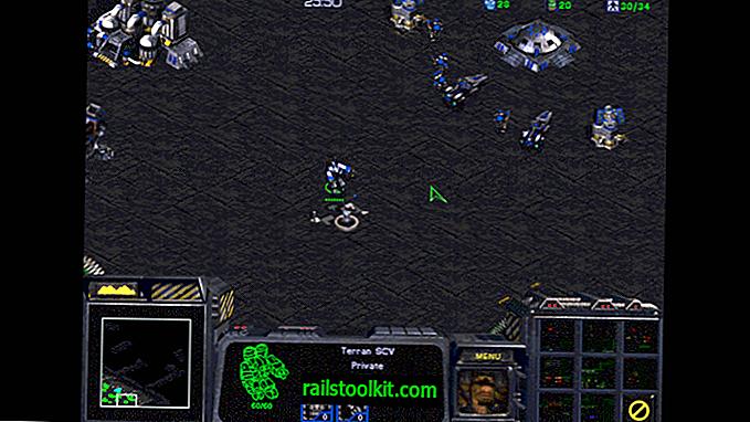 Jouez gratuitement l'extension classique StarCraft et Brood War