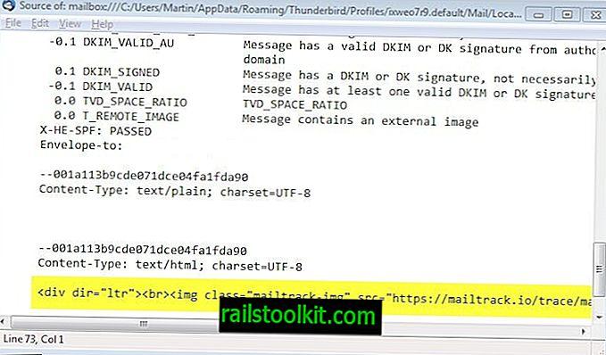 MailTrack za Chrome sledi, če se preberejo Gmailova e-poštna sporočila: tukaj deluje