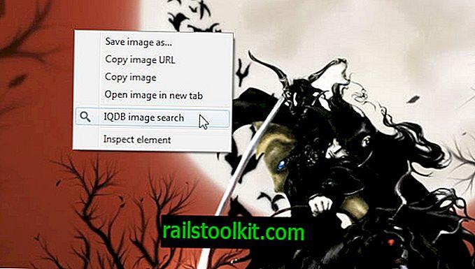 Busque imágenes de anime más grandes con contexto IQDB