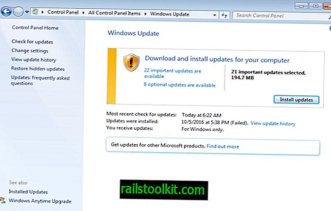 Suchen Sie unter Windows 7 langsam nach Updates?  Hier ist die Lösung