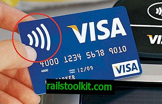 Kako zaščititi svojo kreditno kartico z RFID čipom pred nepooblaščenimi pregledi