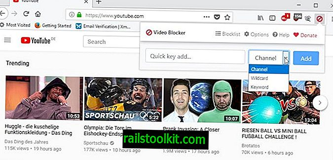 Bloquee canales, videos y comentarios de YouTube con Video Blocker