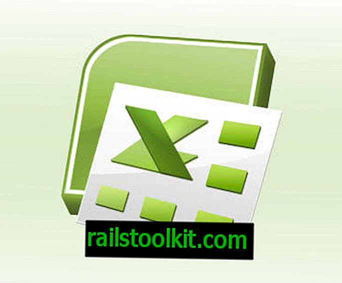Як відкрити електронні таблиці Microsoft Excel без Excel