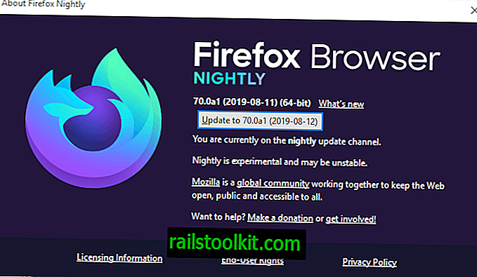 Do widzenia Firefox Quantum, Hello Firefox Browser
