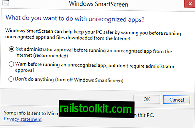 "Deaktivieren Sie ""Windows protected your PC"" (Windows SmartScreen)"