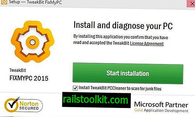"""Esto sucede cuando instala un programa """"Fix My PC"""""""