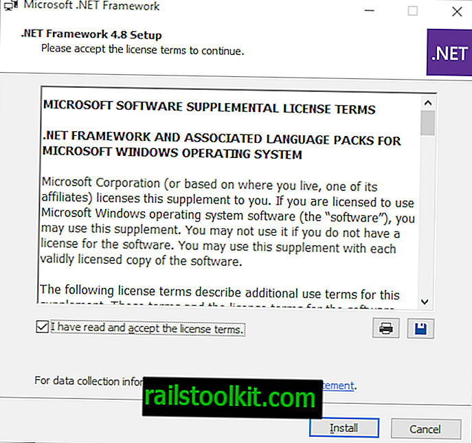 Microsoft .NET Framework 4.8 Offline Installer herunterladen