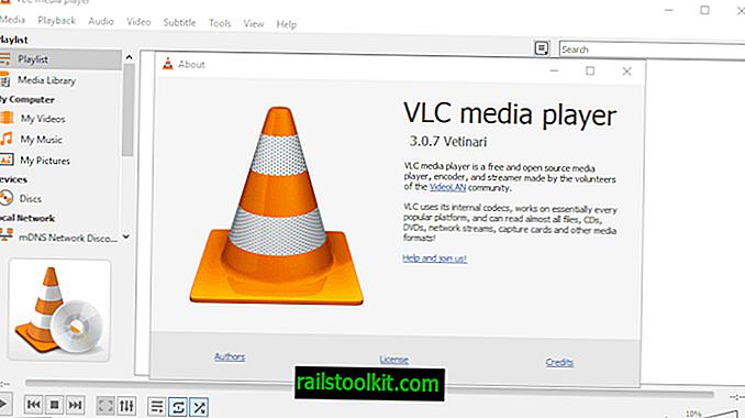 VLC Media Player 3.0.7 veröffentlicht: Sicherheitsupdates und Verbesserungen