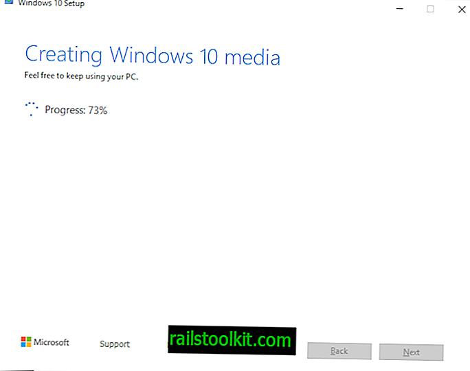 So aktualisieren Sie Windows 10 mit USB, DVD oder lokalen Medien