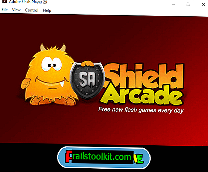 Firefox 69: ปิดใช้งาน Flash ตามค่าเริ่มต้น