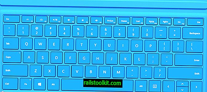 Cum dezactivați lumina de fundal a tastaturii Surface