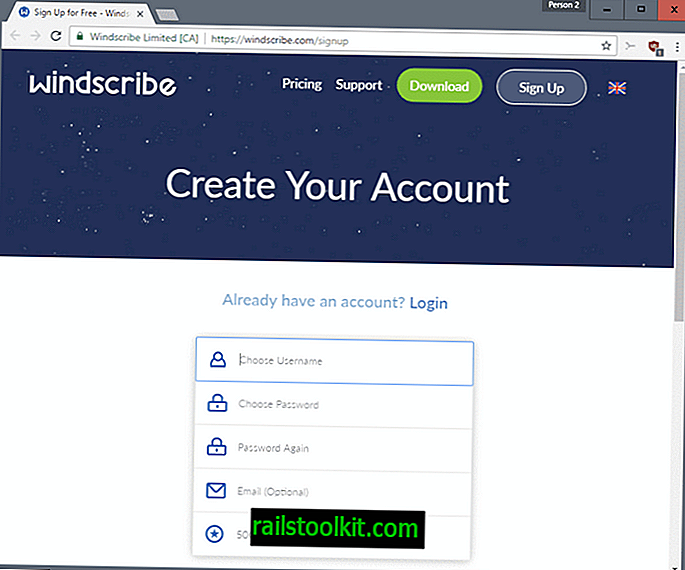 Buono per Windscribe: VPN gratuita con traffico da 50 GB incluso