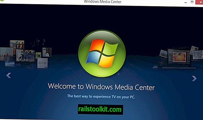 Kako namestiti paket Media Center v sistem Windows 8.1