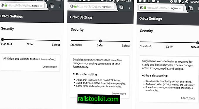 Ein Blick auf Orfox, einen Tor-Browser für Android