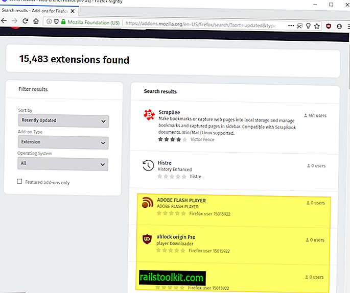 Un'ondata di componenti aggiuntivi di malware ha colpito il Mozilla Firefox Extensions Store