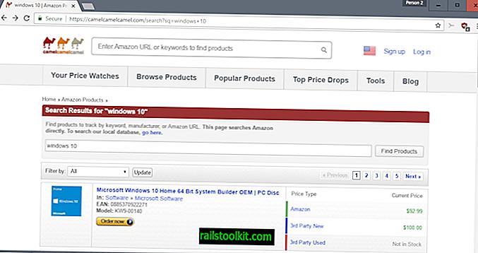 Cei mai buni urmăritori de preț Amazon din 2017