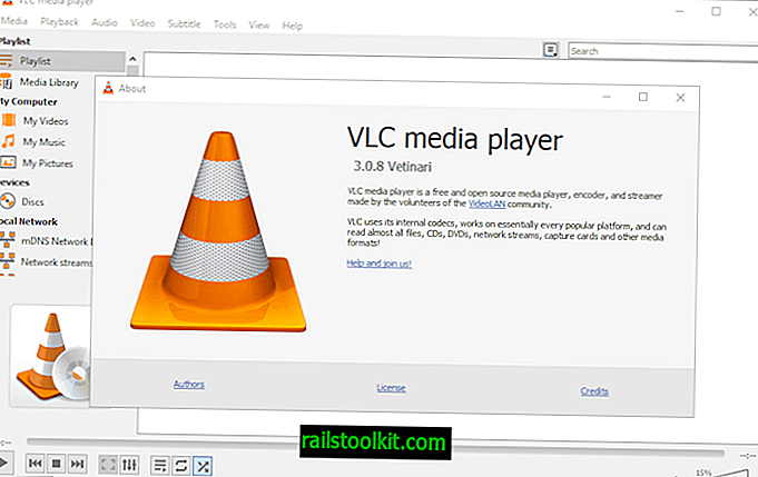 VLC Media Player 3.0.8 es una actualización de seguridad