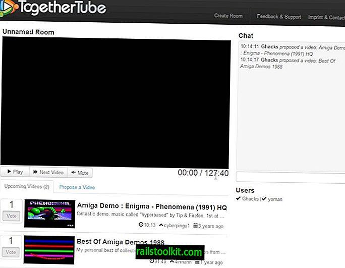 Einige Synctubes-Alternativen zum gemeinsamen Ansehen von YouTube-Videos