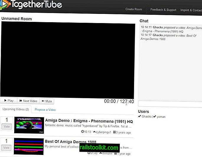 Algumas alternativas do Synctubes para assistir vídeos do YouTube juntos