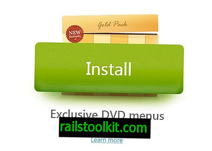 Pembuat Video Freemake Converter 4.0 membawa pilihan Gold Pack