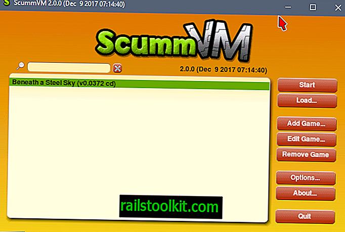 ScummVM 2.0 é lançado com suporte para jogos de aventura Sierra