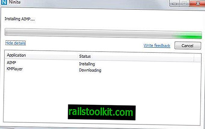 Ninite je bezpečné místo pro získání softwaru Windows