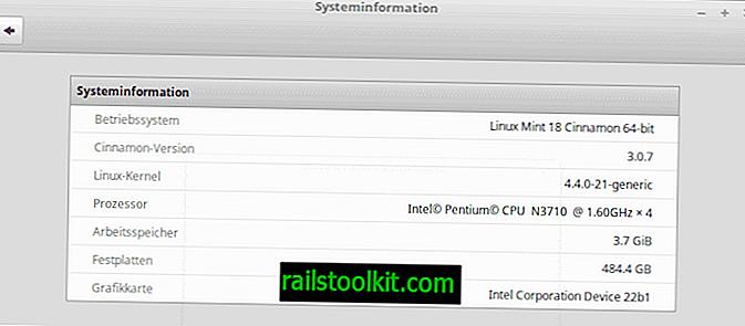 Kako nadgraditi na novo različico Linux Mint