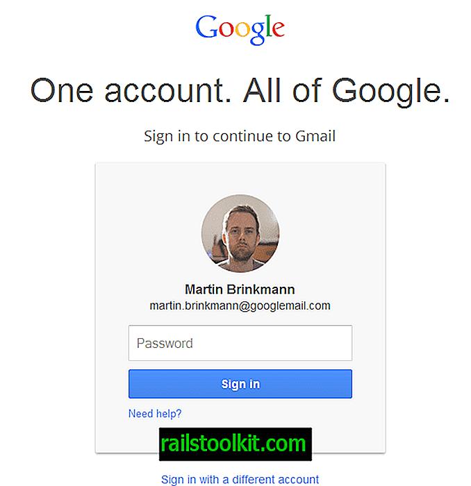 Google prijave so postale težje za lastnike več računov