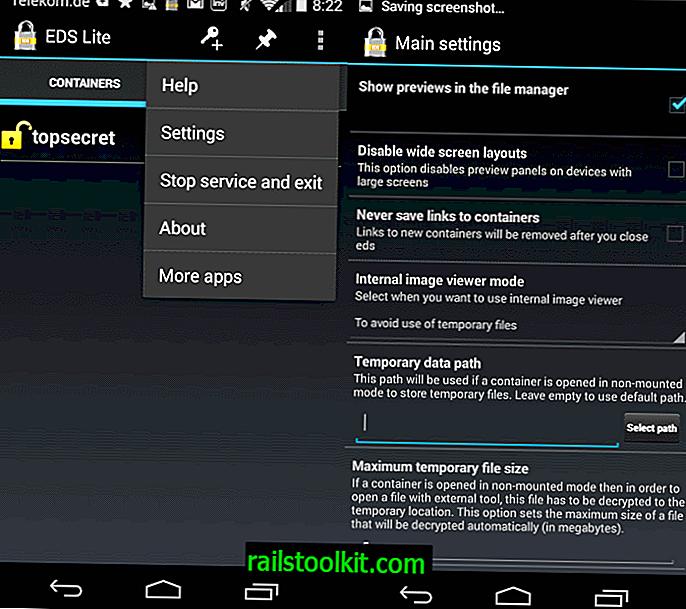 Керуйте контейнерами TrueCrypt на своєму пристрої Android