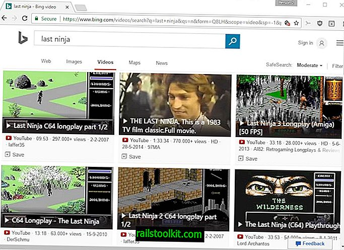 Hvorfor Bing Video Search er bedre end YouTube Search
