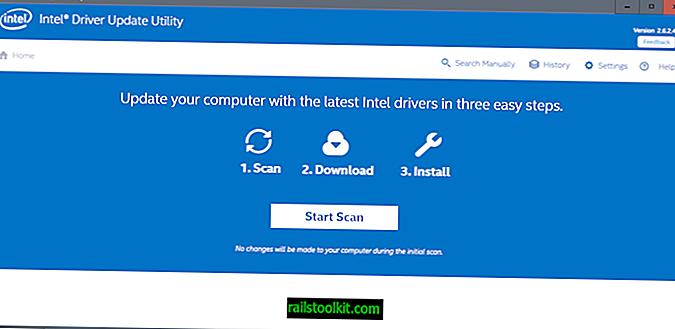 Cómo actualizar los controladores de hardware Intel