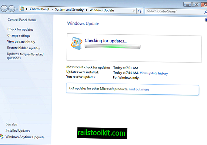 Si no desea las notificaciones de fin de soporte en Windows 7, bloquee KB4493132