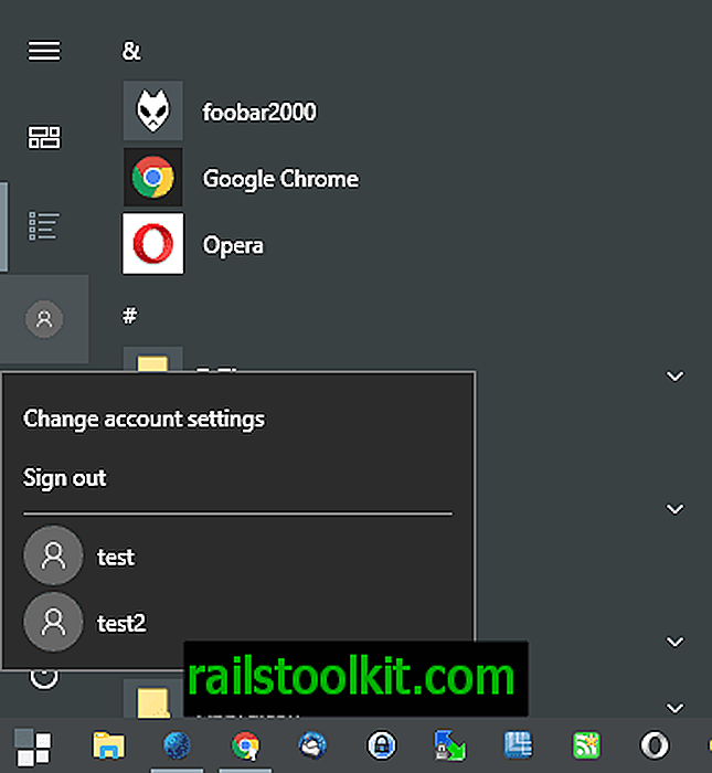 Comment désactiver le changement rapide d'utilisateur sous Windows