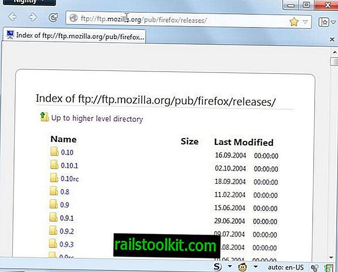 So kehren Sie zu einer alten Version von Firefox zurück