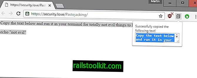 Verhindern Sie die Bearbeitung von Kopiertexten in Chrome