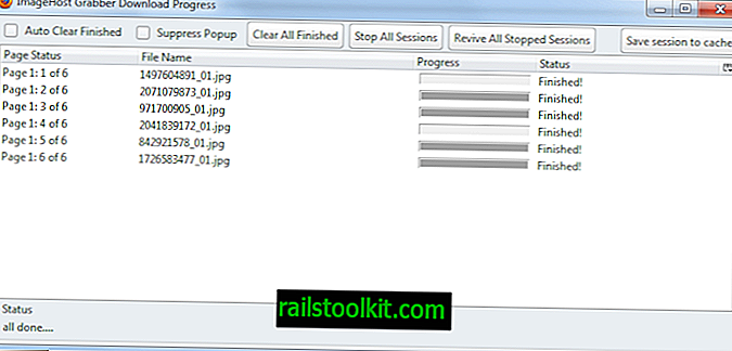 Firefox Image Host Downloader