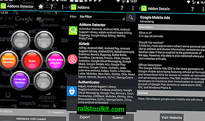 Addon Detector for review Android