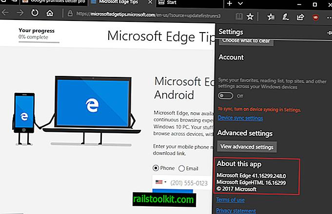 Bagaimana untuk mengemaskini pelayar web Microsoft Edge