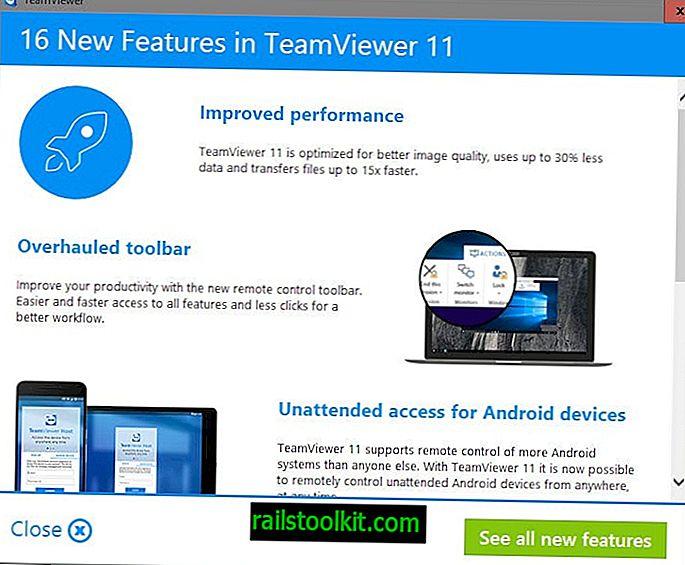 TeamViewer 11 piegādāts ar daudzām jaunām funkcijām un uzlabojumiem