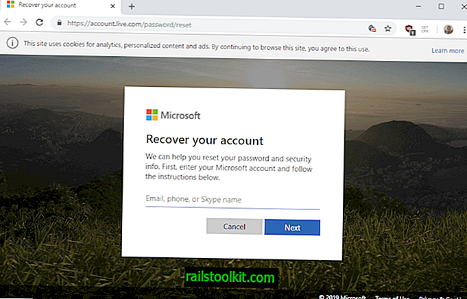 Come ripristinare le password degli account di Windows 10