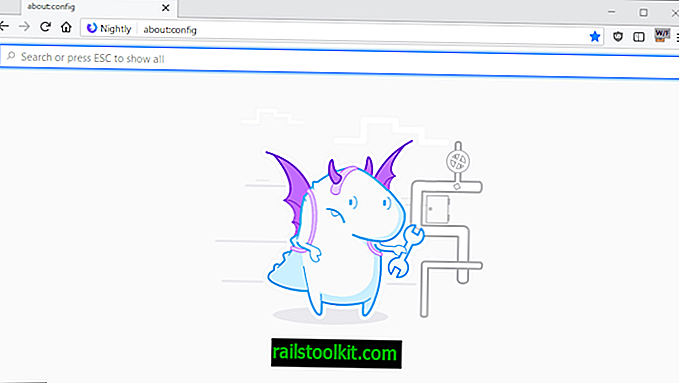 En titt på Firefoxs nye om: config-side