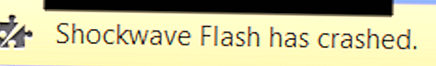 Solucione el problema del complemento Chrome Shockwave Flash