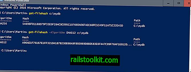 Iegūstiet failu kopijas, izmantojot Windows PowerShell
