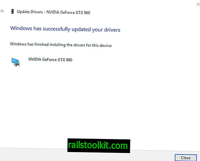 Pasang hanya pemandu untuk kad grafik Nvidia