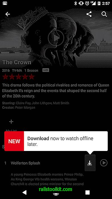 İşte bu yüzden Netflix içeriğini Android cihazınıza indiremiyorsunuz