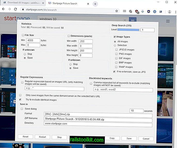 Chrome 용 모든 이미지 확장 프로그램 다운로드
